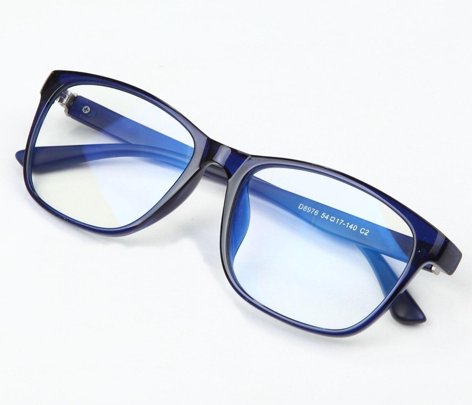แว่นตาบอดสีเลนส์ใส เหมาะสำหรับผู้ที่ตาบอดสีแดง เขียว